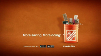 The Home Depot TV Spot, 'Storage' - Thumbnail 8