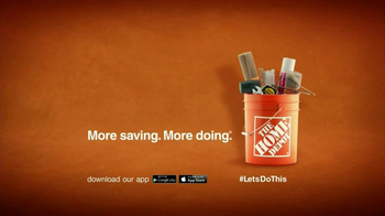 The Home Depot TV Spot, 'Storage' - Thumbnail 9