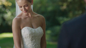 David\'s Bridal TV Spot, \'...Because of Luck\'