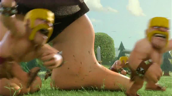 Clash of Clans TV Spot, 'You and This Army' - Thumbnail 5