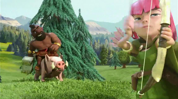 Clash of Clans TV Spot, 'You and This Army' - Thumbnail 7