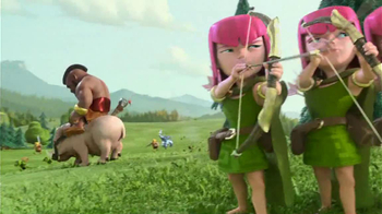 Clash of Clans TV Spot, 'You and This Army' - Thumbnail 8