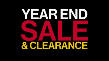 Kohl's Gold Star Clearance Event TV Spot, 'Year End Sale' - Thumbnail 9