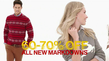 Kohl's Gold Star Clearance Event TV Spot, 'Year End Sale' - Thumbnail 2