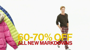 Kohl's Gold Star Clearance Event TV Spot, 'Year End Sale' - Thumbnail 5