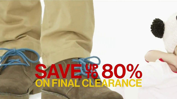 Kohl's Gold Star Clearance Event TV Spot, 'Year End Sale' - Thumbnail 7