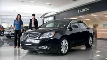 Buick Holiday Event TV Spot, 'Ring in the New Year' - 214 commercial airings