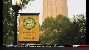 University of Pittsburgh TV Spot, 'Excellence' - Thumbnail 1