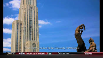 University of Pittsburgh TV Spot, 'Excellence' - Thumbnail 7