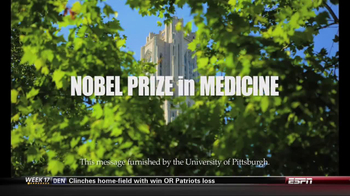 University of Pittsburgh TV Spot, 'Excellence' - Thumbnail 8