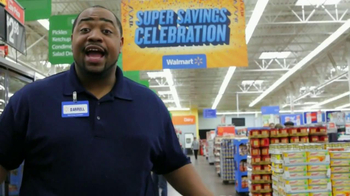 Walmart Super Savings Celebration TV Spot, 'Bring in the New Year' - Thumbnail 1