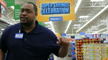 Walmart Super Savings Celebration TV Spot, 'Bring in the New Year' - 2746 commercial airings