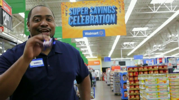 Walmart Super Savings Celebration TV Spot, 'Bring in the New Year' - Thumbnail 3