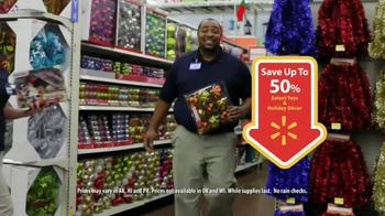 Walmart Super Savings Celebration TV Spot, 'Bring in the New Year' - Thumbnail 4