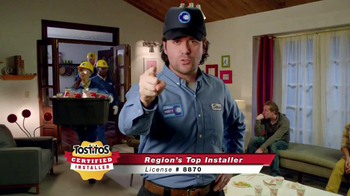 Tostitos Fajita Scoops TV Spot, 'Speaker Dancer' - Thumbnail 6
