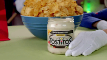 Tostitos Fajita Scoops TV Spot, 'Speaker Dancer' - Thumbnail 8