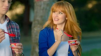 Danimals Superstars TV Spot, 'Superstar Games' Featuring Bella Thorne