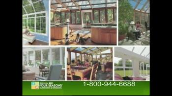 Four Seasons Sunrooms TV Spot, '40th Anniversary' - Thumbnail 3