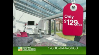 Four Seasons Sunrooms TV Spot, '40th Anniversary' - Thumbnail 6