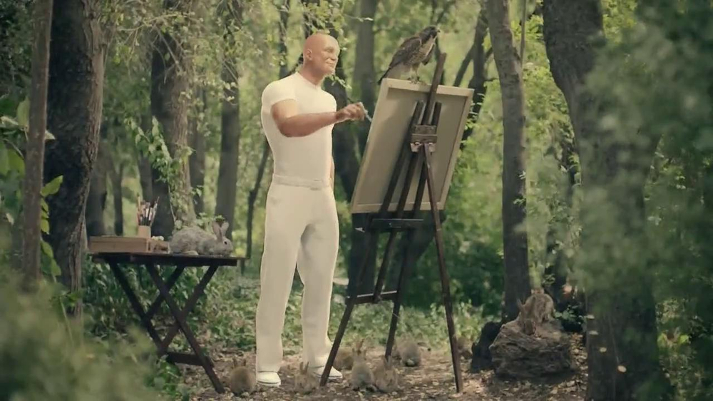 Mr. Clean Magic Eraser Extra Power TV Commercial, 'Great Outdoors'