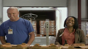 Feeding America TV Spot, 'Angel Wings' - Thumbnail 6
