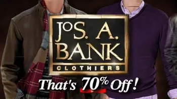 JoS. A. Bank TV Spot, 'January 2014 70% off & Clearance' - Thumbnail 3
