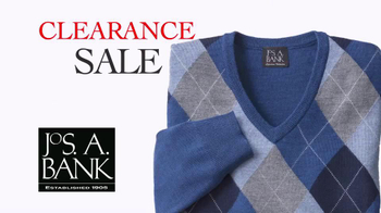 JoS. A. Bank TV Spot, 'January 2014 Clearance Shirts' - 82 commercial airings