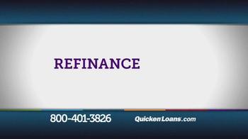 Quicken Loans TV Spot, 'Refinance' - Thumbnail 3