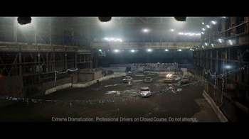 2014 Mercedes-Benz M-Class TV Spot, 'Demolition Derby' - Thumbnail 3