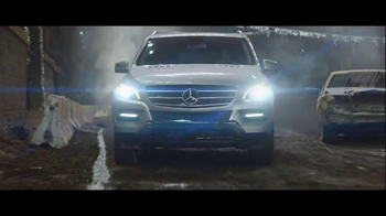 2014 Mercedes-Benz M-Class TV Spot, 'Demolition Derby' - Thumbnail 6