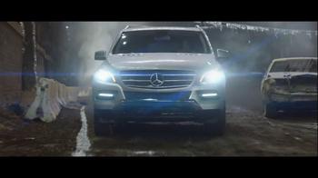 2014 Mercedes-Benz M-Class TV Spot, 'Demolition Derby' - Thumbnail 6