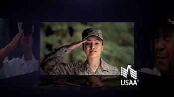 USAA TV Spot, 'MIllion Fan Salute' - Thumbnail 2