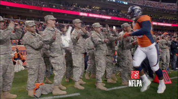 USAA TV Spot, 'MIllion Fan Salute' - Thumbnail 6