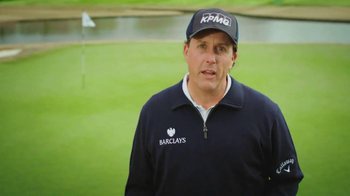 KPMG Phils Blue Hat TV Spot Featuring Phil Mickelson - Thumbnail 3