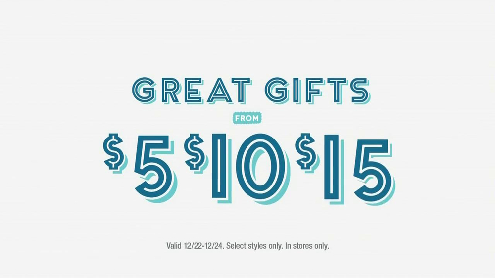 Old Navy After Holiday Sale TV Commercial, Song by MC Hammer