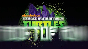Nickelodeon TMNT Rooftop Run Mobile App TV Spot - Thumbnail 2