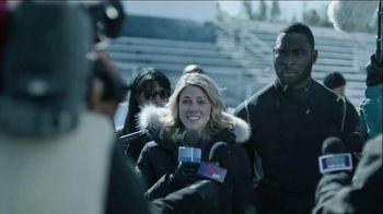 Nike Hyperwarm TV Spot, 'Winning in a Winter Wonderland'