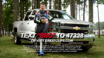 Great Clips TV Spot, 'NASCAR' - Thumbnail 10