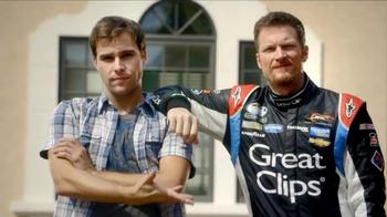 Great Clips TV Spot, 'NASCAR' - Thumbnail 2