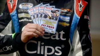 Great Clips TV Spot, 'NASCAR' - Thumbnail 3