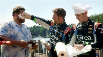 Great Clips TV Spot, 'NASCAR' - Thumbnail 5