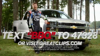 Great Clips TV Spot, 'NASCAR' - Thumbnail 9