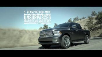 2014 Ram 1500 TV Spot, 'Truck of the Year' - Thumbnail 8