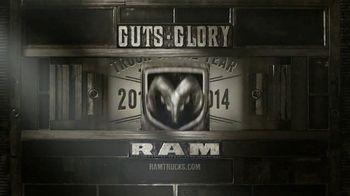 2014 Ram 1500 TV Spot, \'Truck of the Year\'