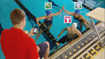 USA Swimming Deck Pass TV Spot - Thumbnail 5