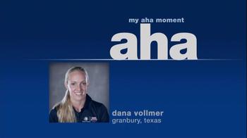 Aha Moment: Dana Vollmer thumbnail