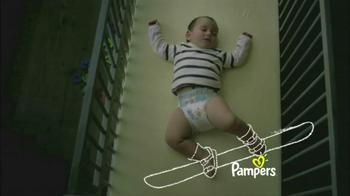 Pampers TV Spot, 'Gold Medal'
