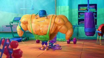 Fruitsnackia TV Spot, 'Gym'