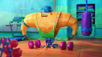 Fruitsnackia TV Spot, 'Gym' - Thumbnail 3