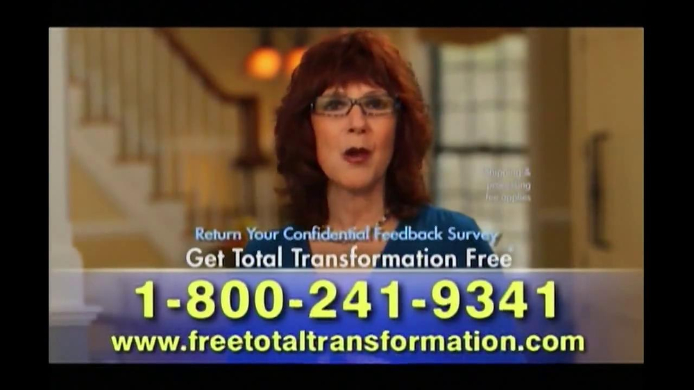 The Total Transformation Program TV Commercial Mother Video